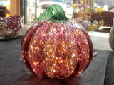 Pumpkin Sale Extension & New Lighted Pumpkins